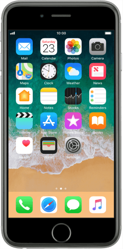 Apple iPhone 6 (iOS 9.0)