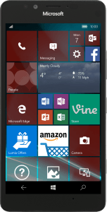 Microsoft Lumia 950 (Windows Phone 10.0)