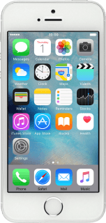 Apple iPhone 5s (iOS 9.0)