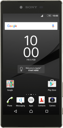 Sony Xperia Z5 Premium (Android 5.1.1)