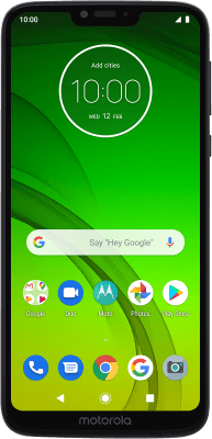 Motorola Moto G7 POWER - Black