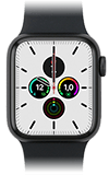 Pokročilé funkce - Apple Watch Series 5 (watchOS 6)