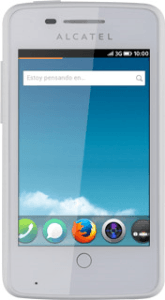 Alcatel One Touch Fire (Firefox)