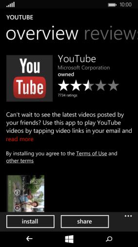 Скачать 540x960 youtube, видеохостинг, логотип, google обои.