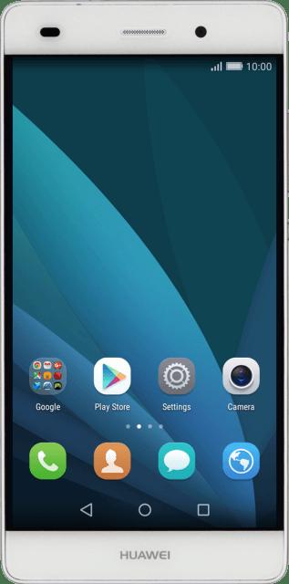 Huawei P8 Lite - View SIM lock status - Safaricom
