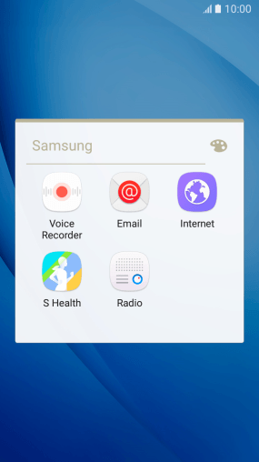 Samsung Galaxy J5 (2016) - Set up your phone for email -