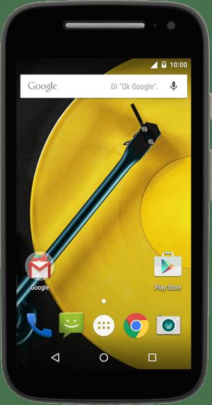 Motorola Moto E 2da Generación 4G LTE