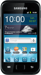 Samsung Galaxy Ace Plus (S7500)