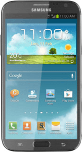 Samsung Galaxy Note II (N7100)