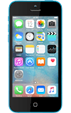 Internet a aplikace - Apple iPhone 5c (iOS9)