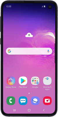 Samsung Galaxy S10e (Android 9.0)