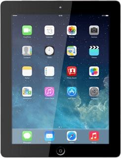 Apple The new iPad (iOS7)