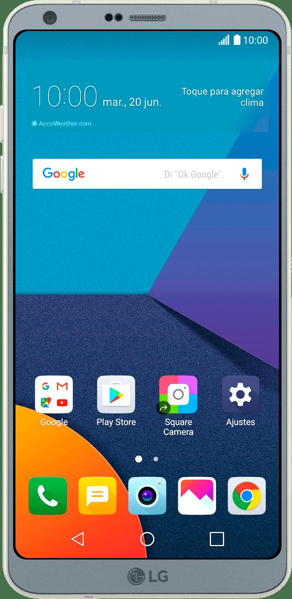 I can't use my phone as a Wi-Fi hotspot - LG G6 (Android 7 0
