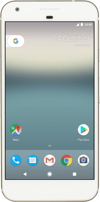 Turn your own caller identification on or off - Google Pixel XL
