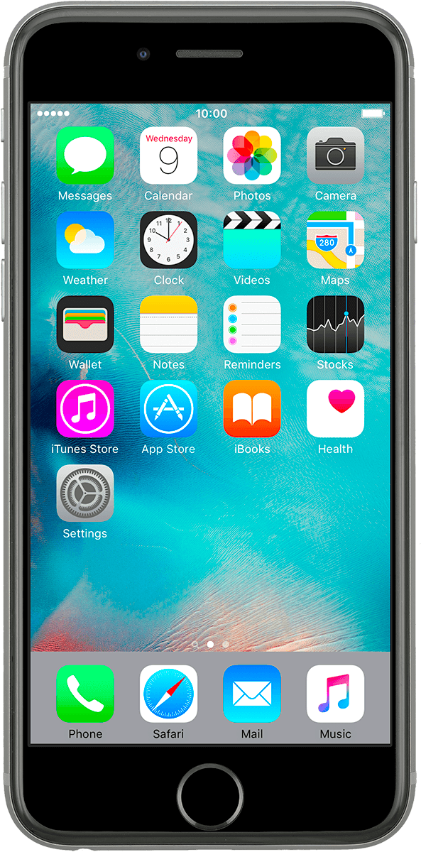 View network lock status - Apple iPhone 6 (iOS 11 0) - Telstra