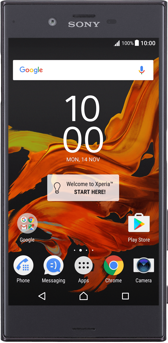 I can't use my phone's internet connection - Sony Xperia XZ (Android
