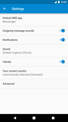 No message tone is heard on incoming messages - Google Pixel XL