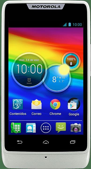 Motorola RAZR D1 XT915