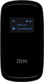 ZTE MF60/Windows 7
