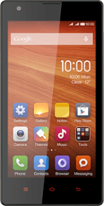Setting date and time for my mobile phone - Redmi 1S - Singtel