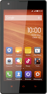 Updating the software on my mobile phone - Redmi 1S - Singtel