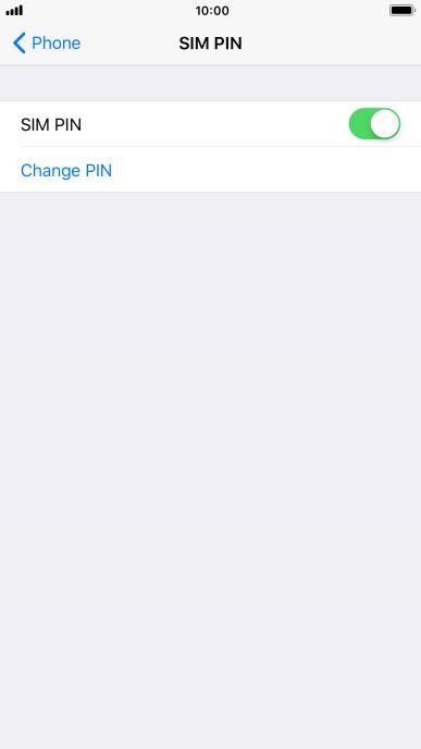 change pin on your apple iphone 6 plus ios 11 0 iphone 6 plus ios 11 0 singtel. Black Bedroom Furniture Sets. Home Design Ideas