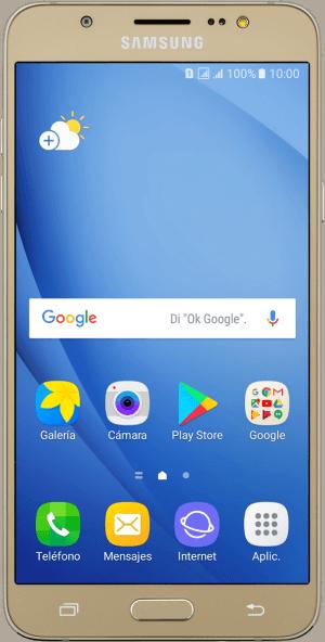 Samsung Galaxy J7 (2016) Duos