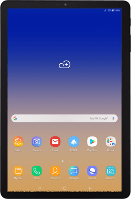 Samsung Galaxy Tab S4 (Android 8.1)