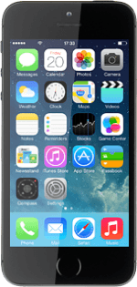 Apple iPhone 5s (iOS7)