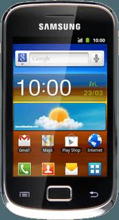 samsung galaxy mini 2 list of display icons rh userguide vodafone co nz Samsung Galaxy J3 User Manual Samsung Galaxy S4