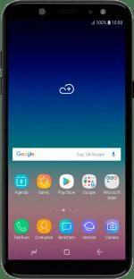 Samsung Galaxy A6 Neem Een Screenshot Vodafone Nl