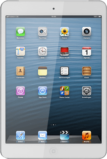Apple iPad mini (iOS6)