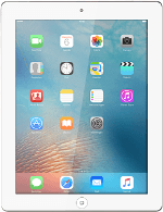 Apple iPad 4 (iOS9)