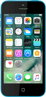 Apple iPhone 5c (iOS10)