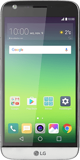 LG G5 SE - Internetten op de computer via je telefoon