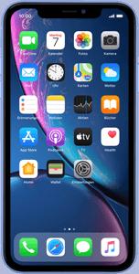 Apple iPhone XR (iOS13)