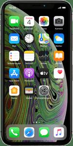 Apple iPhone Xs (iOS 13)