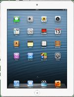 Apple iPad with Retina display iOS 6