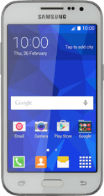 Samsung Galaxy Core Prime Turn Your Own Caller Identification On