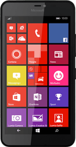 forgot microsoft account password in lumia 640