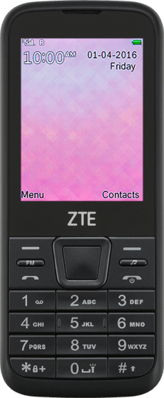 ZTE F320