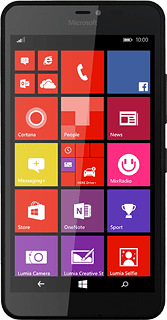 Microsoft Lumia 640 XL - Troubleshooting - It's not possible