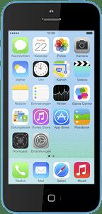 Apple iPhone 5c (iOS7)