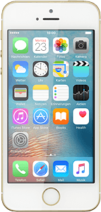 Apple iPhone SE (iOS9)