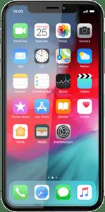 Apple iPhone X (iOS 12)
