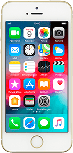 Apple iPhone SE (iOS12)