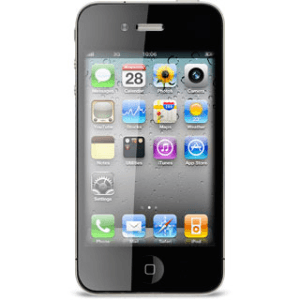 Apple iPhone 4 (iOS5)