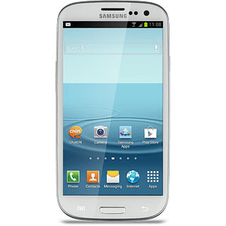 Checking SIM lock status for my mobile phone - Samsung Galaxy S III