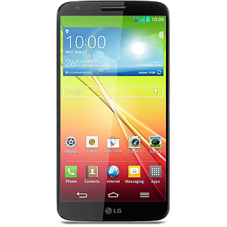 List of display icons - LG G2 - Optus