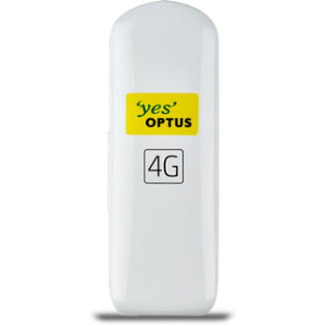 Optus E3276 4G USB Modem / Snow Leopard